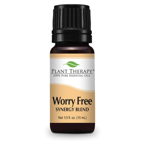 Worry free essential oil