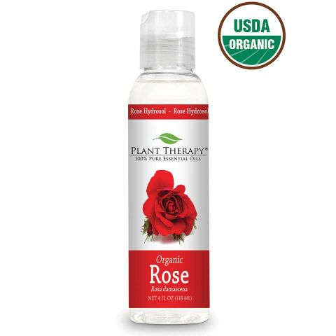 plant therapy rose spray