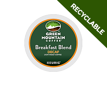Keurig recyclable cup 2