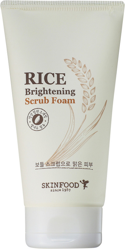 skinfood rice scrub