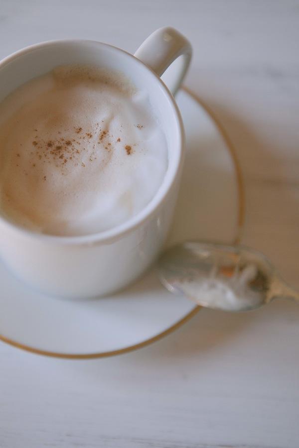 Honeybee latte