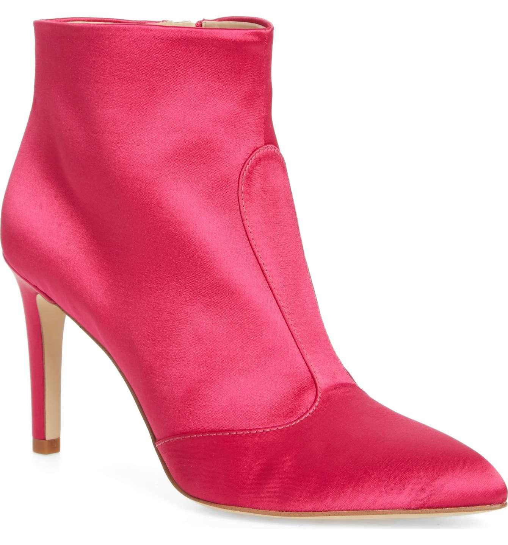 Sam Edelman pink boots
