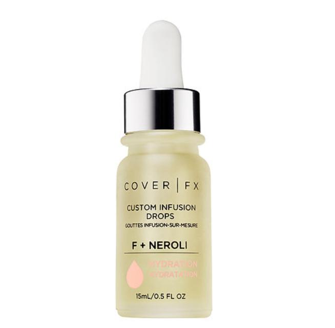 Cover FX facial oil