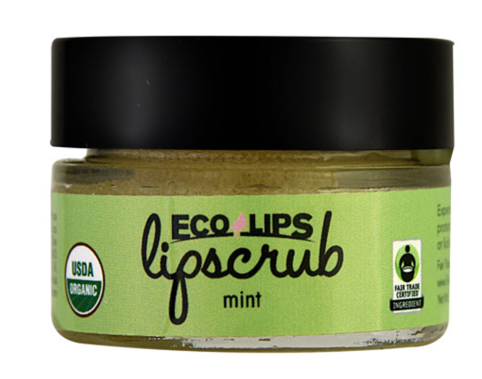 Eco Lips Lipscrub