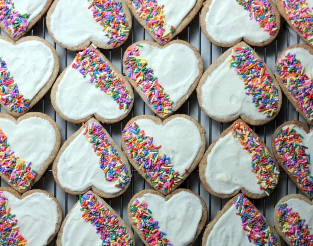 Babble vegan sugar cookies