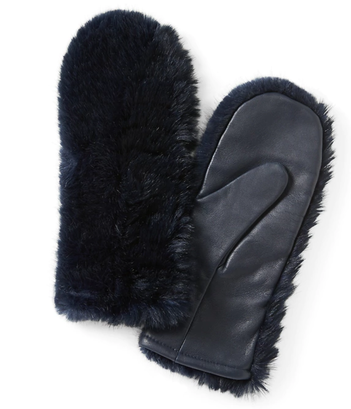 banana republic mittens