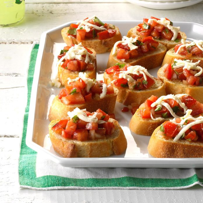 Holiday Potluck: 10 Light & Tasty Dishes