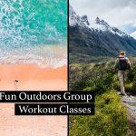 Fun Outdoor Group Workout Ideas